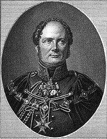 Friedrich Wilhelm IV. mit Ehrenzeichen (um 1850) (Quelle: Wikimedia)