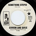 Carson and Gaile - Something Stupid.jpg