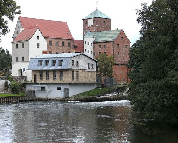 Herzogsschloss Rügenwalde (wikipedia)