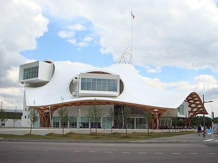 Centre Pompidou-Metz – Wikipedia