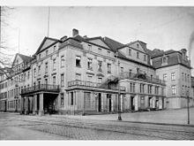 Hoftheater Kassel (Quelle: Wikimedia)