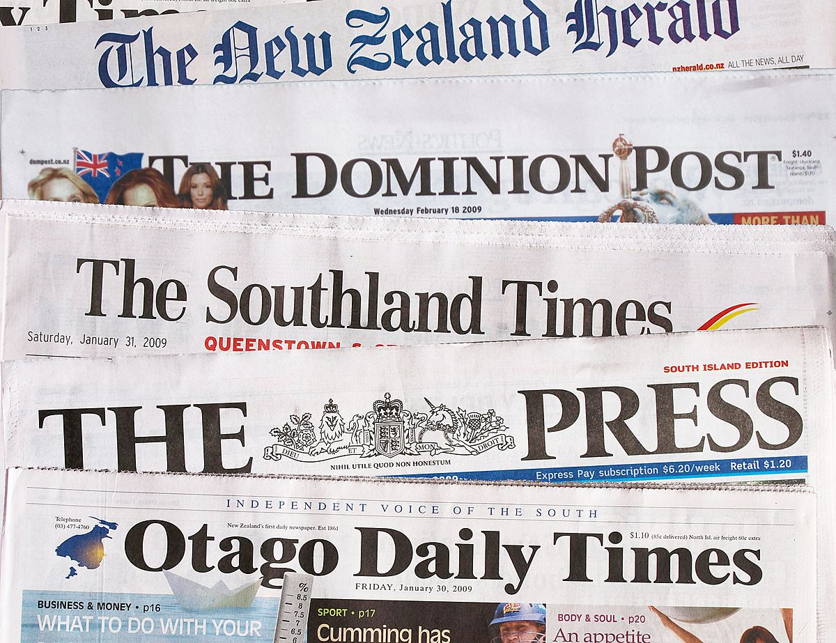 Auckland Zeitung Kleinanzeigen