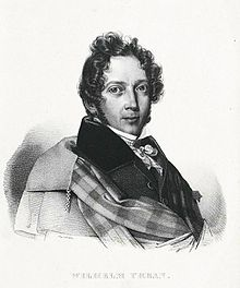 Wilhelm Urban, Porträt von Franz Xaver Winterhalter (1805–1873) (Quelle: Wikimedia)