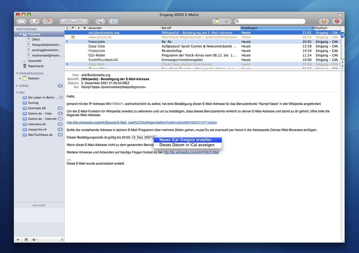 Beispiele für Online-Dating-Einführungs-E-Mails