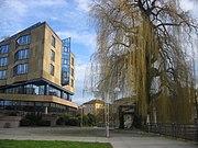 Parkhotel am Zusammenfluss von Enz und Nagold