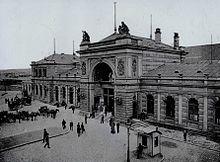 Trier Hauptbahnhof WikiVisually