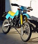 Yamaha Dtenduro