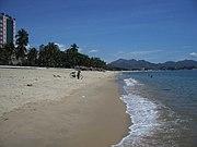 Strandabschnitt