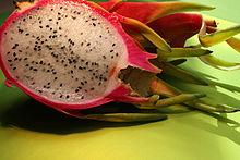 drachenfrucht besser zur deko als zum essen geeignet. Black Bedroom Furniture Sets. Home Design Ideas