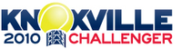 "Logo des Turniers ""Knoxville Challenger 2010"""