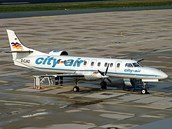 Metroliner der City-air