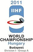 Logo of the Men's Division I Group A World Championship