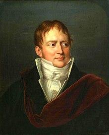 Siegfried August Mahlmann um 1810 (Quelle: Wikimedia)
