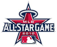 Logo des MLB All-Star Games 2010