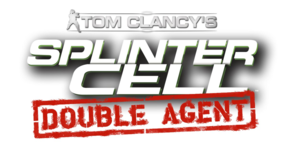 Logo Tom Clancy's Splinter Cell Double Agent.png
