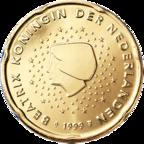 20 cents Netherlands