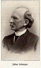 Julius Lohmeyer -  Bild