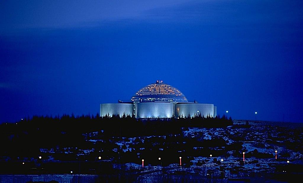 1024px Perlan ✧ Reykjavik - Die Hauptstadt Islands besuchen ✧ Local City Guide