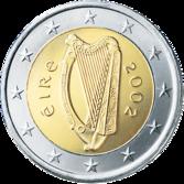 Irische Euromünzen Wikipedia