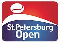 "Logo des Turniers ""St. Petersburg Open 2015"""