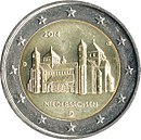 € 2 Lower Saxony Germany 2014.jpg