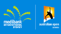 "Logo des Turniers ""Medibank International Sydney 2010"""