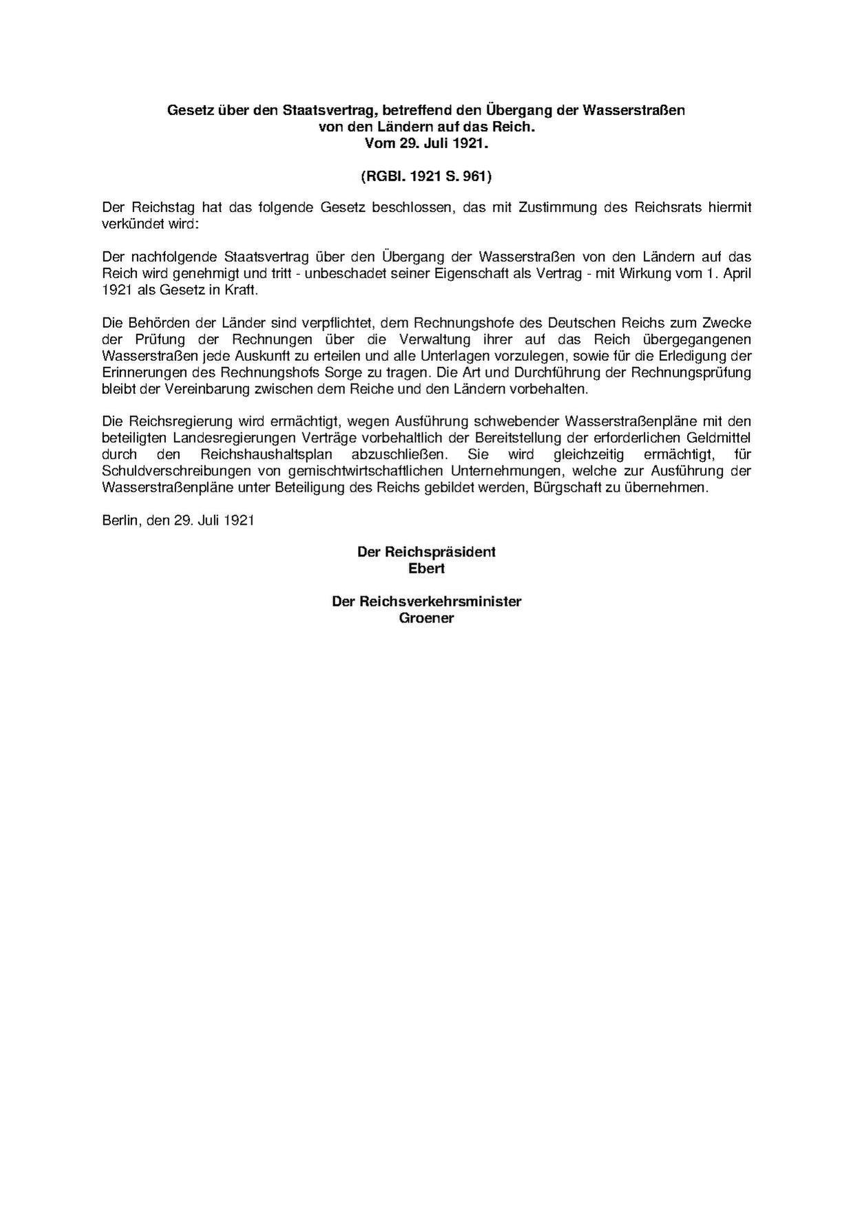 Dateistaatsvertrag1921pdf Wikipedia