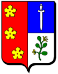Aulnois coat of arms