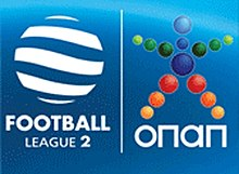 Logo der Football League 2