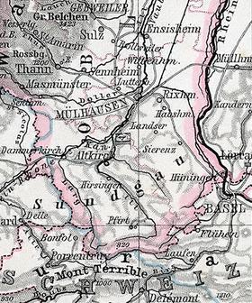 Bildergebnis für buschweiler landkarte
