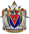 Wappen von Victoria
