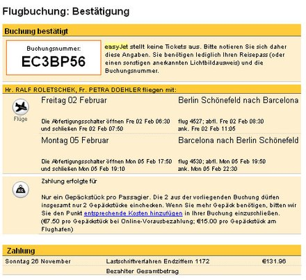 E-tickets and printing out tickets for easyjet? help please!!?