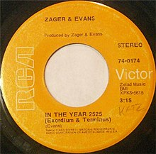 Zager & Evans - In the Year 2525 (Exordium & Terminus)