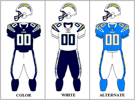 San Diego Chargers �C Wikipedia
