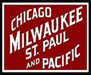 Logo der Milwaukee Road