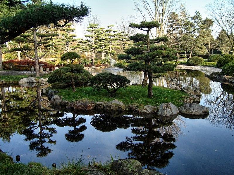 Dateidüsseldorf Japanischer Garten Im Nordpark Dsc05402 Easyhdr