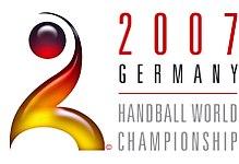 Logo der 20. Handball-Weltmeisterschaft der Herren