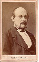 Rudolf von Gneist -  Bild