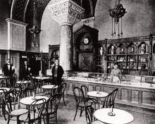 Berlin Cafe Konditorei