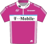 Jersey T-Mobile Team