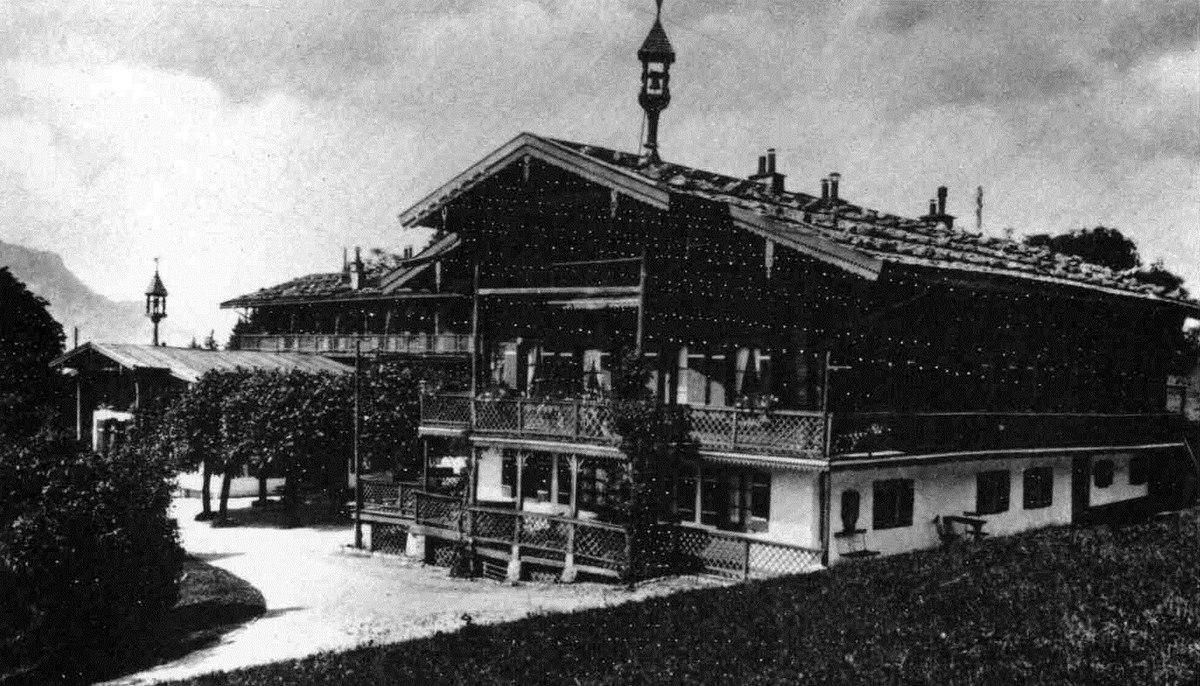 Hotel Pension Haus Biederstaedt