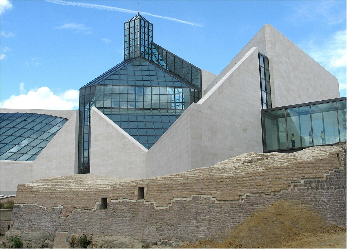 Mus e d art moderne grand duc jean wikipedia - Architekt luxemburg ...