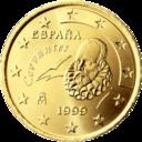 10 cents Spain