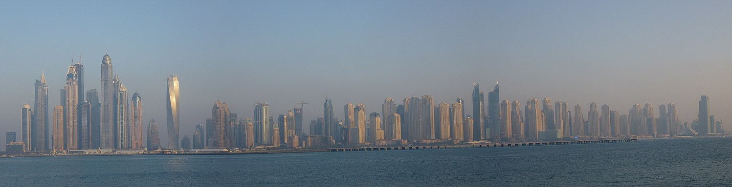 Dubai Marina Hotel Apartments Booking