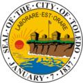 Seal of Toledo