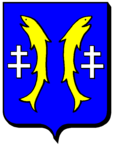 Coat of arms of Châtillon-sur-Saône