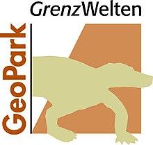 Bildergebnis für logo geopark grenzwelten