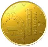 Andorra 50 Cent