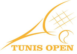 "Logo des Turniers ""Tunis Open"""