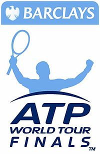 "Logo des Turniers ""ATP World Tour Finals 2012"""